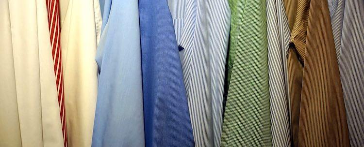 minimalistisk garderob